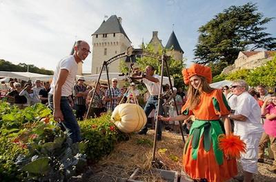 La fête de la citrouille du château du Rivau se tiendra le dimanche 11 septembre.