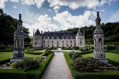 Le château de Bussy-Rabutin est l'un des 18 monuments sélectionnés par la fondation.