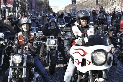 Une polémique au milieu des bikers: «Qu'Harley-Davidson se soit approprié cet événement...»