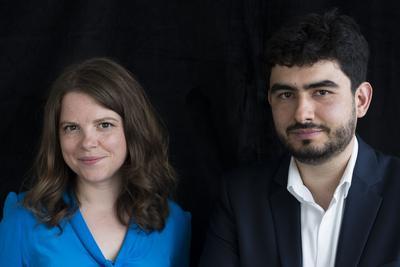 Anne-Sophie Lechevallier et Adrien Gaboulaud ont étudié de près le vocabulaire d'Emmanuel Macron.