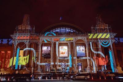 Jusqu'à dimanche, le Grand palais, accueille l'Usine extraordinaire, une exposition gratuite, ouverte à tous.