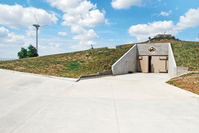 Le Survival Condo Project, un bunker construit dans un silo, près de Concordia, au Kansas, est destiné à accueillir de riches Américains en cas de cataclysme.
