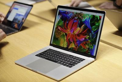 Le MacBook Pro 2016.