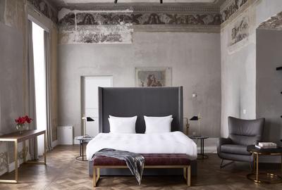 L'hôtel Pacai, premier Design Hotel des pays Baltes.