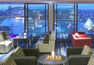 Harbour Bridge et l'Opéra de Sydney, une vue de carte postale.