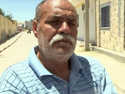 Le maçon Mayel Moncef a permis de neutraliser le terroriste Seifeddine Rezgui, auteur de l'attentat de Sousse. Crédits photo: Channel 4.