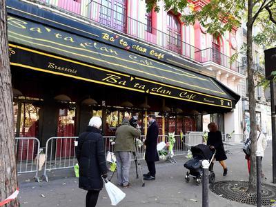 La salle de concert ouvrira ses portes samedi. La photo a été prise le 11 novembre.
