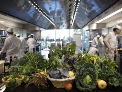 La clientèle est de plus en plus sensible à la plrésence de produits locaux et de saison à la carte.