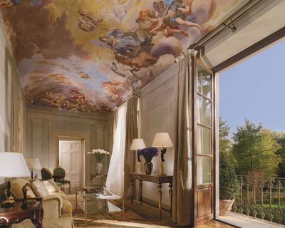 Four Seasons Hotel Firenze.