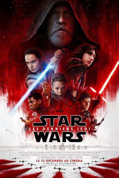 Affiche officielle du film dévoilée ce mardi.