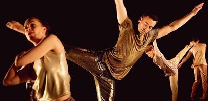 Son of Gone Fishin', pour six danseurs sur une musique de Robert Ashley. Crédits photo: Ian Douglas