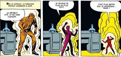 Hank Pym devient Ant-Man