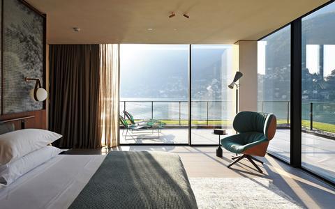 Il Sereno-Lago de Como procure une impression de sérénité.