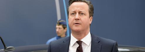 Cameron accusé d'avoir commis un faux pas politique