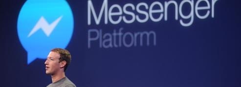 Messenger, le nouveau moteur de croissance de Facebook