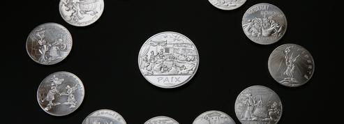 Astérix fait son entrée à la Monnaie de Paris