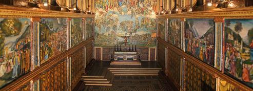 La Chapelle Sixtine ouvre ses portes aux sans-abri