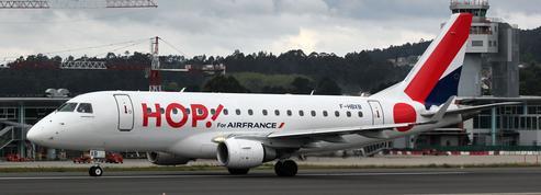 Hop! Air France propose des vols en France à moins de 50 euros