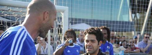 Jamel Debbouze veut assister Zidane sur le banc de l'équipe de France