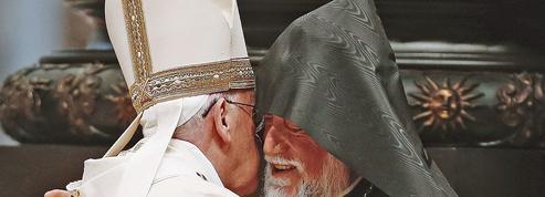 Crise entre la Turquie et le Vatican