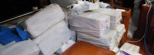 Saisie record de 2 tonnes de cocaïne au large de la Martinique