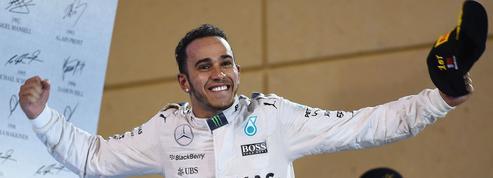 Lewis Hamilton, sportif le plus riche de Grande-Bretagne