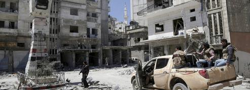 Damas perd une ville stratégique près de la Turquie