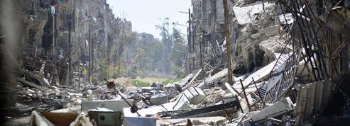 Syrie : «À Yarmouk, les réfugiés palestiniens ont dû se nourrir de feuilles»