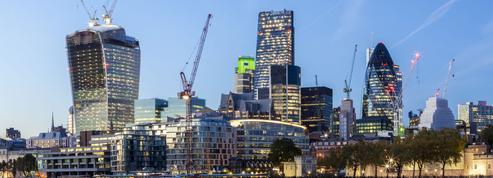 À Londres, l'argent coule à flots