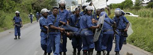 Au Burundi, la crise politique divise les forces de sécurité