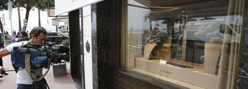 Cannes : le butin du braquage de bijoux estimé à 17,5 millions d'euros