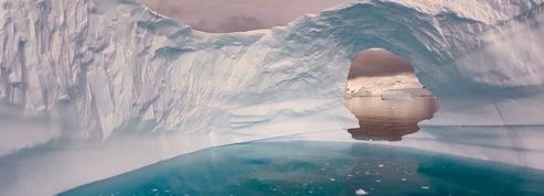 Des images époustouflantes de l'Antarctique