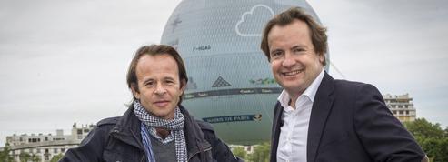 Jérôme Giacomoni et Matthieu Gobb, les faux jumeaux