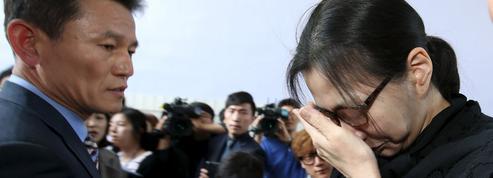 L'héritière de la Korean Air relaxée dans le scandale des noix d'apéritifs
