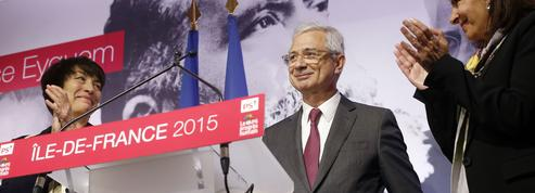 Pour Sarkozy, le candidat Bartolone, c'est «Barthollande»