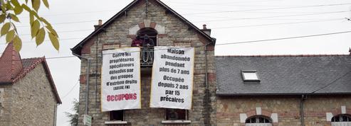 À Rennes, la maison squattée de Maryvonne est «totalement inhabitable»