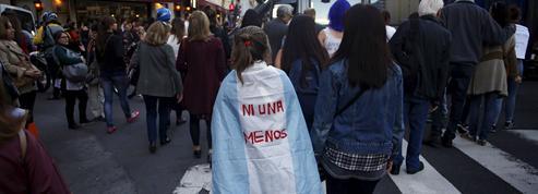 Le ras-le-bol des Argentins contre les crimes machistes