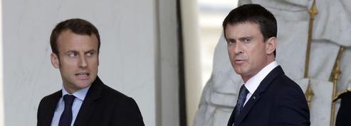 Du congrès du PS à la loi Macron : quand Valls fait le grand écart