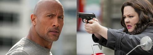 Box-office US : Melissa McCarthy écrase Dwayne Johnson