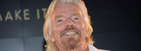 Richard Branson offre un an de congés aux jeunes papas de Virgin