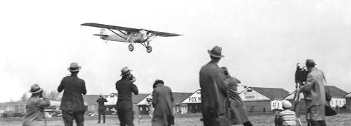 De New-York au Bourget, l'exploit de Charles Lindbergh le 21 mai 1927