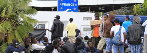 Vintimille: des dizaines de migrants toujours présents