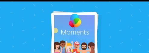 Facebook lance une appli pour partager des photos en privé