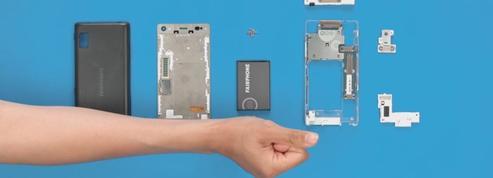 Le Fairphone 2, un smartphone plus équitable et durable