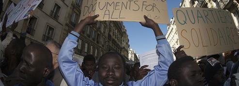 Les chiffres des demandeurs d'asile en France