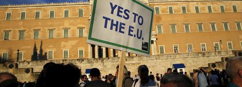 Les Grecs refusent de croire au pire