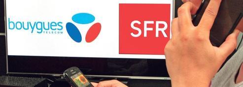 Fusion Bouygues - SFR : le nombre d'opérateurs, un faux débat