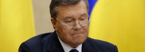 Ianoukovitch revient pour parler de lui et de l'Ukraine
