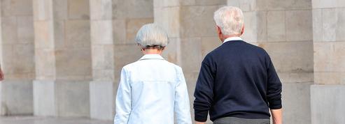 Les retraités français plus riches que les actifs