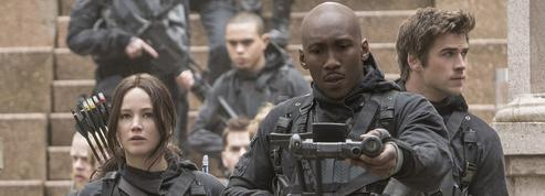 Hunger Games : Jennifer Lawrence prête pour la bataille